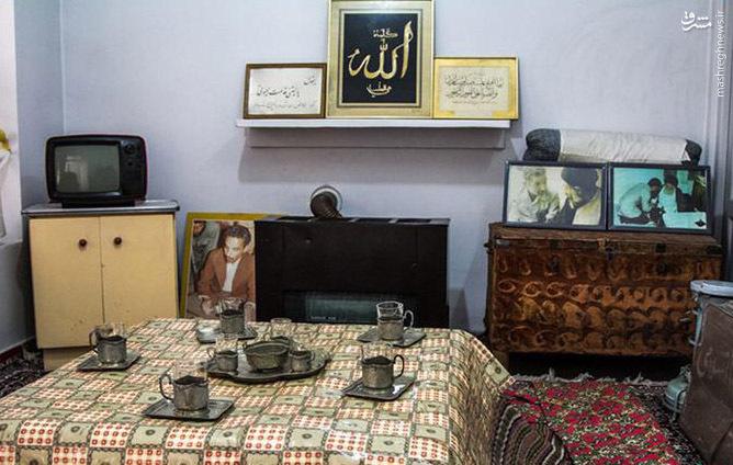 خانه موزه شهید رجایی را می شناسید؟