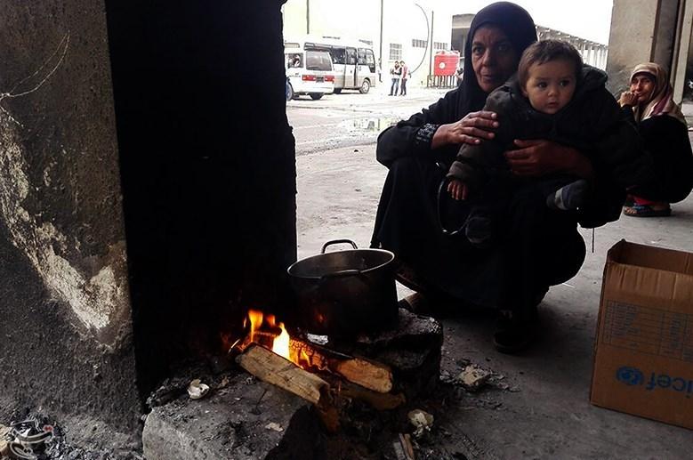 تصاویر/شهر «حلب» پس از آزادی