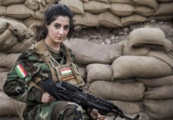 جایزه داعش برای سر دختر ایرانیتبار +عکس