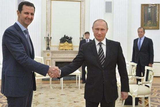 روسیه تا چه زمانی پای بشار اسد و مقاومت می ایستد/ پوتین به دنبال اثبات چیست؟
