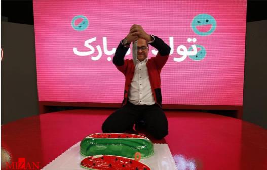 سورپرایز رامبد جوان در «خندوانه» شب یلدایی +عکس