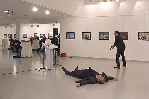 سفیر روسیه که بود و چرا ترور شد