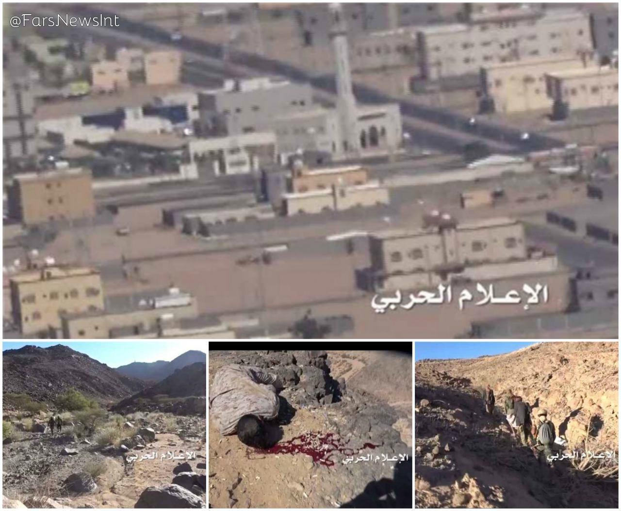 بزرگترین پایگاه نظامی سعودی در نجران به تصرف رزمندگان یمنی درآمد