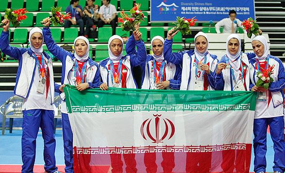 مردان کم اثر ایران در دنیای ورزش/ آیا لیاقت جلوس بر کرسی های مهم را داریم؟