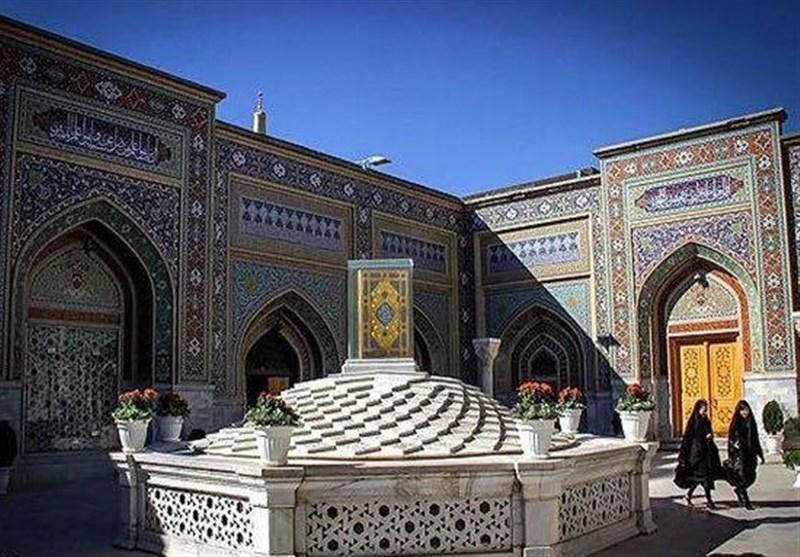 یک کتابخانه ایرانی با هزار سال قدمت +عکس