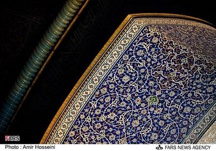 مسجد شیخ لطف الله،تاریخچه و پلان و عکس مسجد شیخ لطف الله