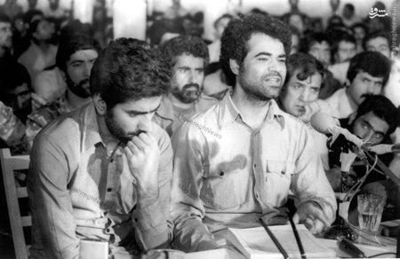 بهمن نادری پور معروف به «تهرانی» در دادگاه انقلاب
