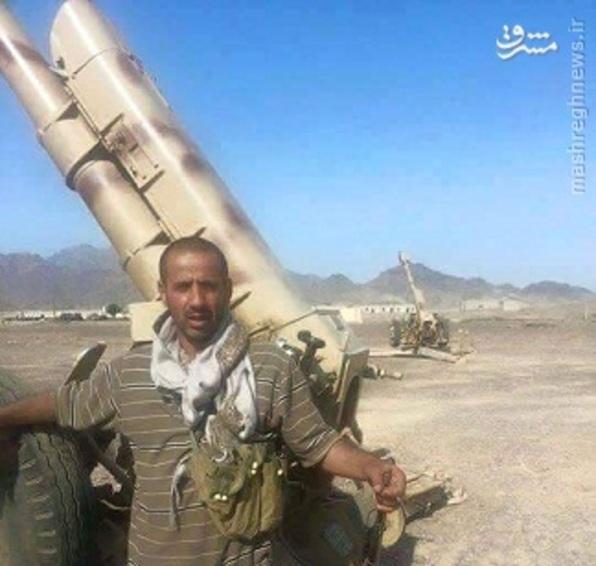 تجهیزات به غنیمت گرفتهشده توسط مبارزان یمنی در خاک عربستان