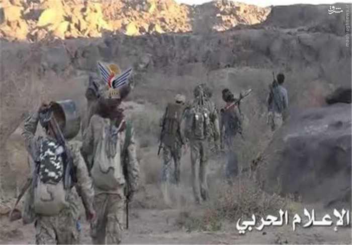 ورود نیروهای یمنی به عمق خاک عربستان
