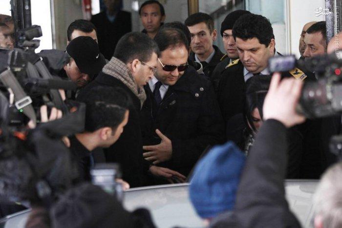 باریش گولر فرزند وزیر کشور وقت ترکیه در بازداشت