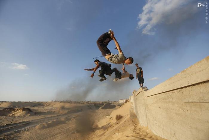عکس+پروفایل+غزه