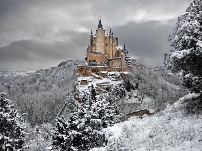 قلعه Segovia, اسپانیا