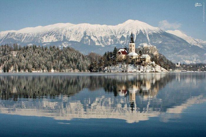 دریاچهBled, اسلوونی