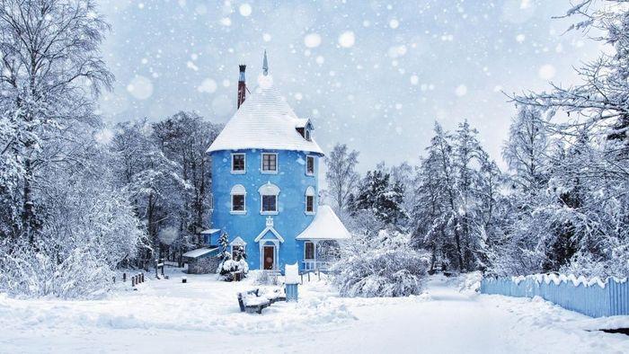 پارک تفریحی Moomin World , فنلاند