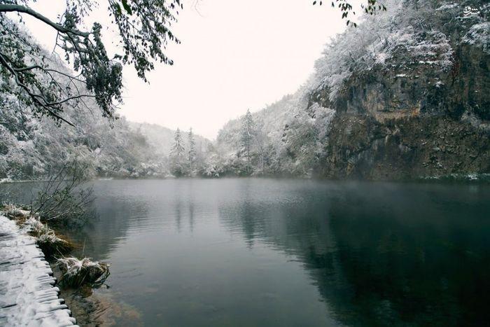 دریاچهPlitvice ، کرواسی