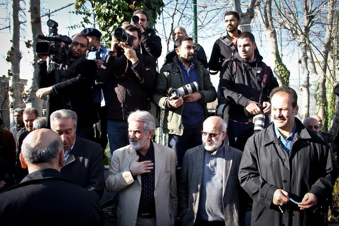 محمد محمودی، عزیزالله محمدی و عباس انصاری فرد