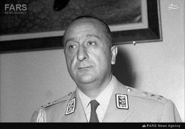 2-نعمت الله نصیری که در دوره ریاست وی بر ساواک، کمیته مشترک ضد خرابکاری تاسیس شد
