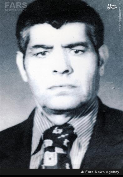 6-محمد علی شعبانی معروف به «حسینی» از شکنجه گران کمیته مشترک ضد خرابکاری