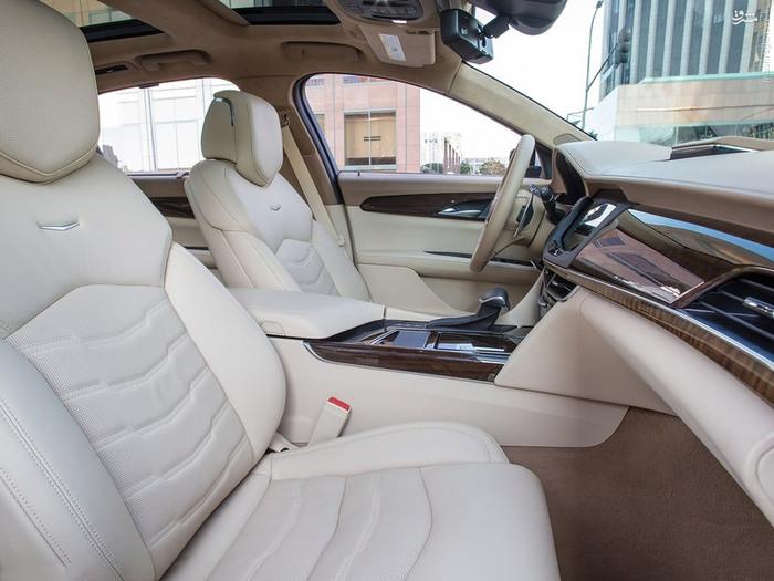 نام خودرو آمریکایی مشخصات کادیلاک مجله ماشین مجله خودرو ماشین آمریکایی قیمت کادیلاک Cadillac CT6