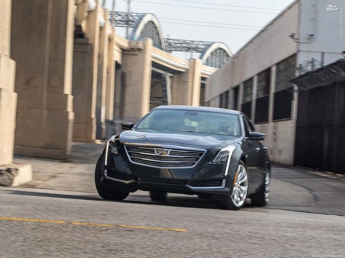مشخصات کادیلاک مجله ماشین مجله خودرو ماشین آمریکایی قیمت کادیلاک خودرو آمریکایی Cadillac CT6