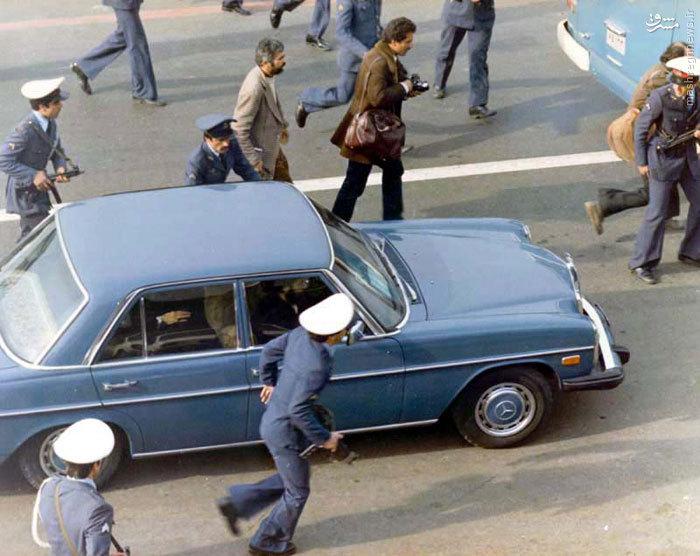 12 بهمن 57،لحظات اولیه ورود امام خمینی به ایران