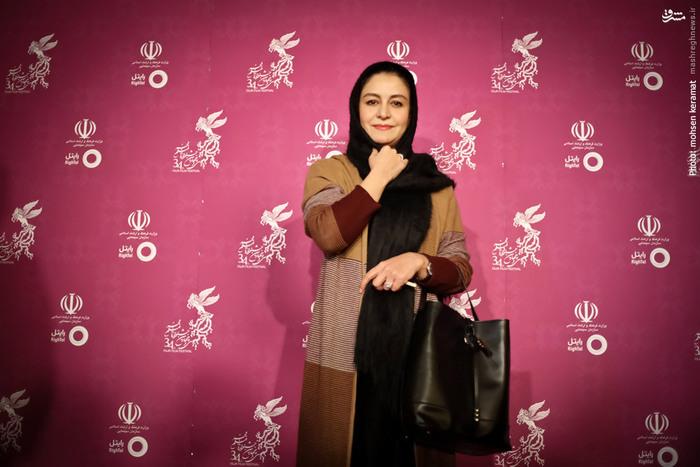 مریلا زارعی بازیگر سینما و تلویزیون