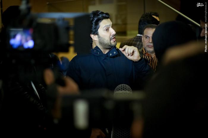 حامد بهداد، بازیگر