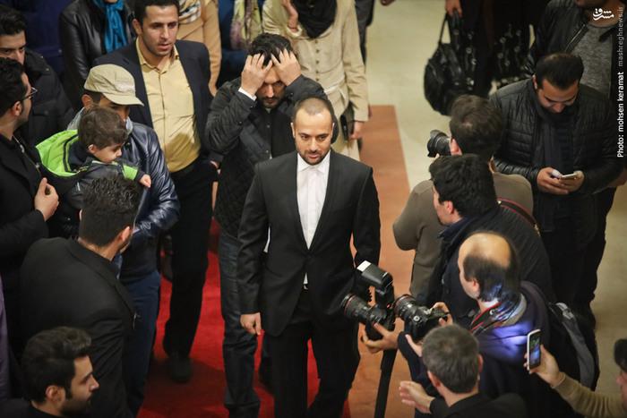 احمد مهرانفر، بازیگر