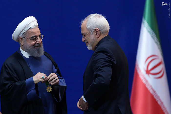 سوابق حسن روحانی سوابق جواد ظریف بیوگرافی جواد ظریف
