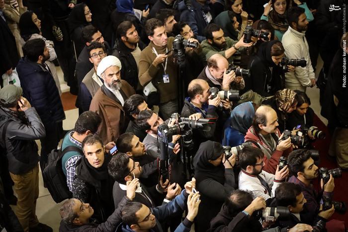 حاشیههای هشتمین روز جشنواره فیلم فجر