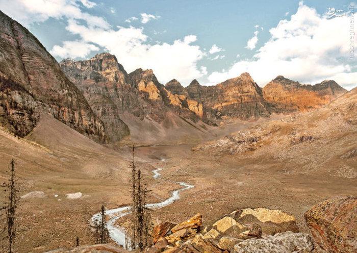پارک ملی بنف _ کانادا