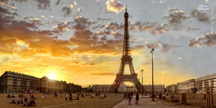 برج ایفل _ فرانسه