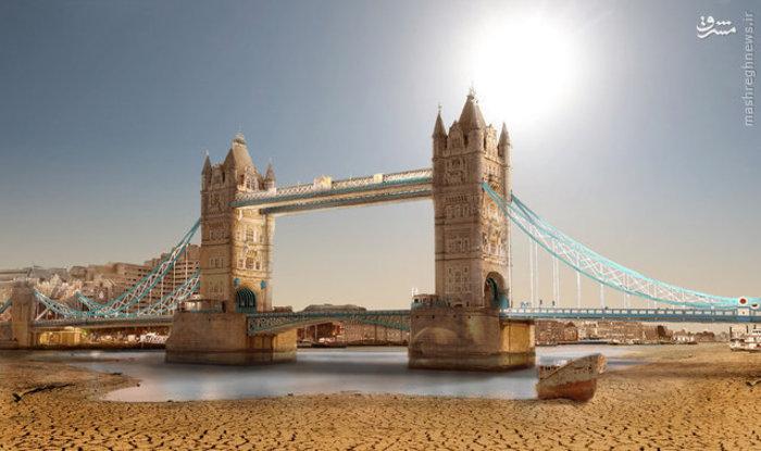 پل برج لندن _ انگلیس