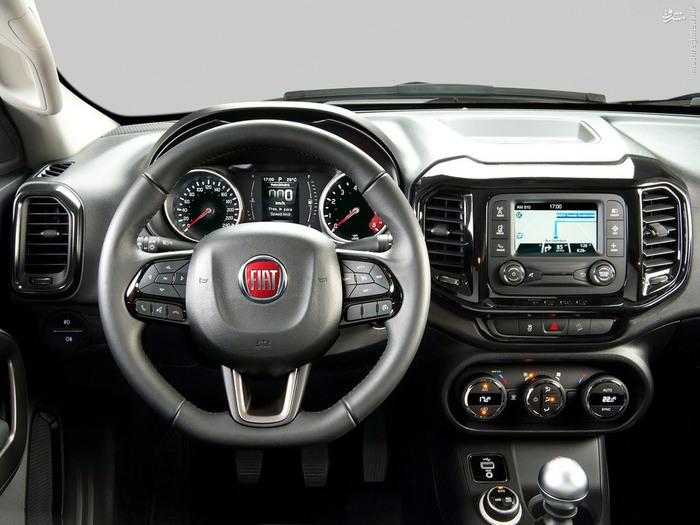 عکس فیات Fiat Toro