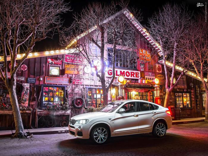 مجله ماشین قیمت شاسی بلند قیمت بی ام و شاسی بلند بی ام و BMW X4 M40i