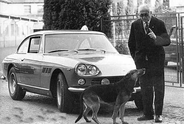 انزو فراری، موسس برند Ferrari