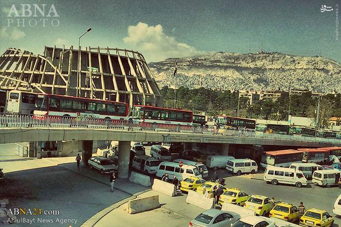 عکس/ زندگی عادی مردم در دمشق