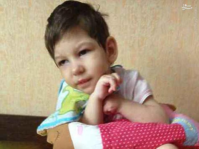 ناستیا،کودکی که به قتل رسید