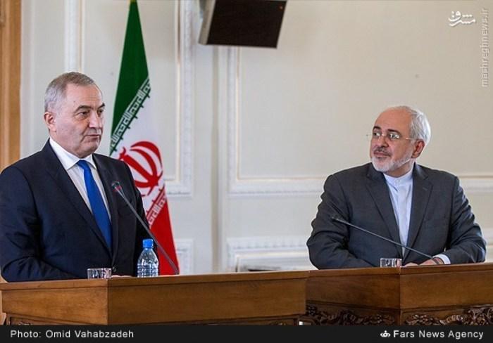 resized 1504149 923 عکس/ دیدار وزرای خارجه ایران و همچنین رومانی