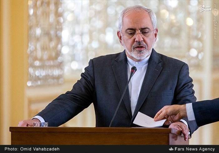 resized 1504150 618 عکس/ دیدار وزرای خارجه ایران و همچنین رومانی