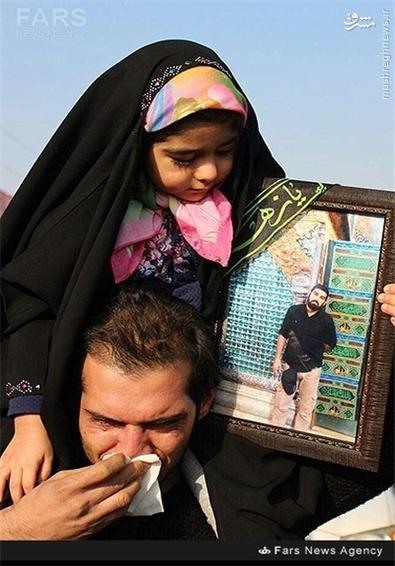 فرزند شهید سجاد عفتی