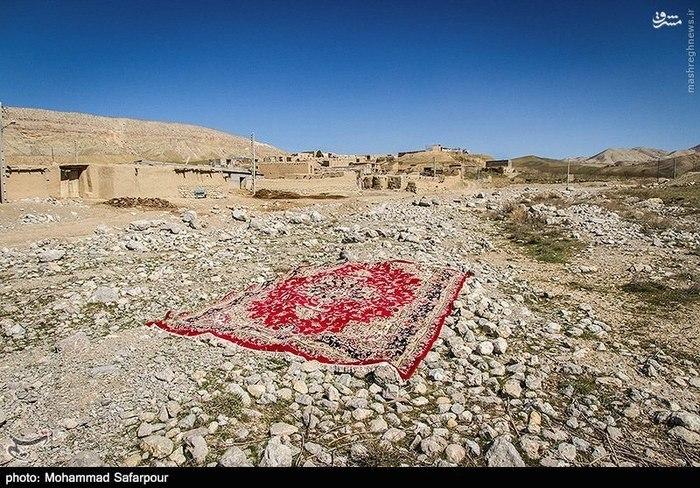 رومشگان فیلم عکس/ روستاهای شیروان در آستانه نوروز