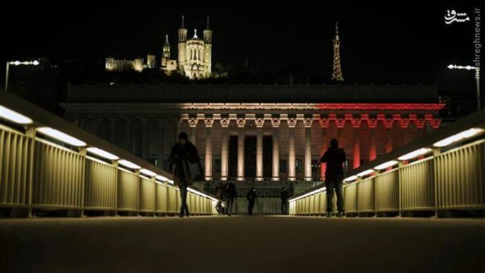 دادگاه شهر لیون فرانسه