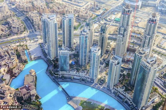 رتبه هفتم ثروتمندترین: امارات متحده عربی درآمد سالانه: 68000 دلار امارات متحده عربی دومین اقتصاد را پس از عربستان سعودی در جهان عربی دارد. با تولید ناخالص داخلی 570 میلیارد دلار در سال 2014. که به شدت به نفت متکی است، و بیش از 85 درصد از اقتصاد خود را از صادرات نفت تامین میکند