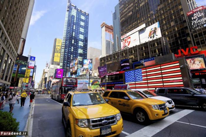 رتبه نهم ثروتمندترین: ایالات متحده امریکا درآمد سرانه: 57000 دلار ایالات متحده آمریکا در اواسط سال 2015 با تولید ناخالص داخلی 17.914 تریلیون دلار بزرگترین اقتصاد جهان را داشته است. در حال حاضر آمریکا بزرگترین تولید کننده نفت و گاز طبیعی در جهان است. این کشور یکی از بزرگترین کشورهای تجاری، و همچنین دومین تولید کننده است. آمریکا میزبان بورس اوراق بهادار نیویورک است که بزرگترین بازار سهام در جهان به شمار میرود. ایالات متحده دارای جمعیت کل 322 میلیونی است که به عنوان سومین کشور پرجمعیت پس از چین و هند به حساب میاید