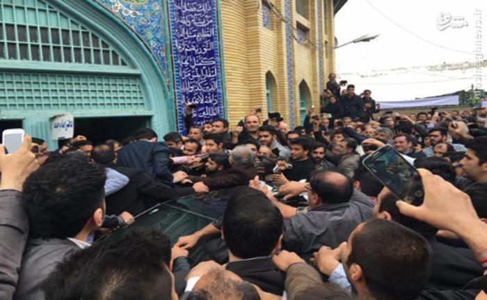resized 1548887 360 عکس/ سفر احمدینژاد به آمل