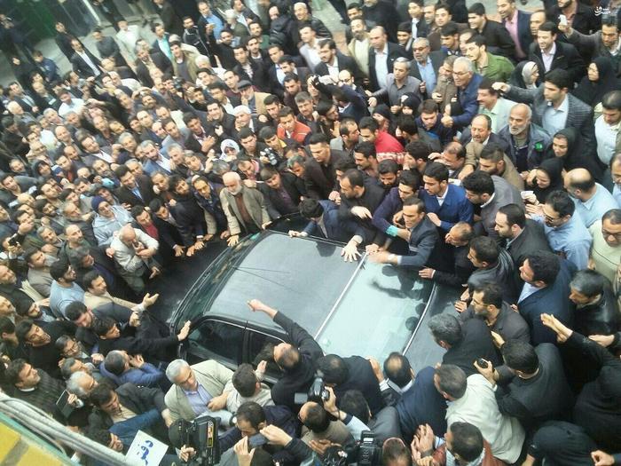 resized 1548890 179 عکس/ سفر احمدینژاد به آمل