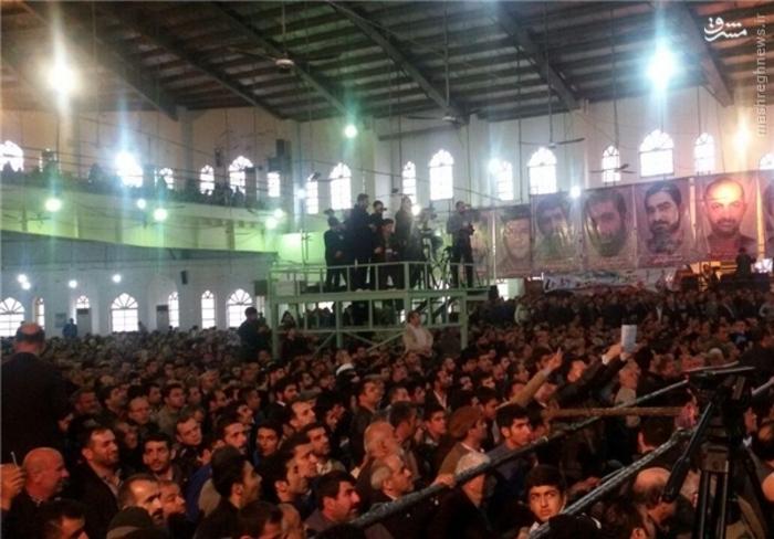 resized 1548891 528 عکس/ سفر احمدینژاد به آمل