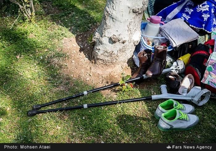 resized 1549004 164 عکس/ مراسم عیدانه معلولان