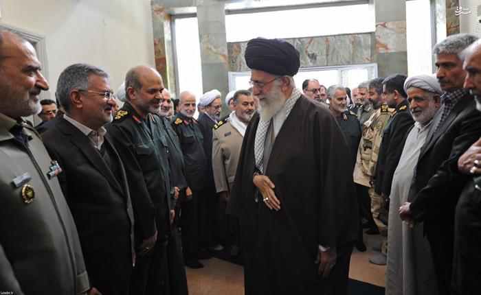 نظامیگری در ایران نه تشریفاتی است و نه بیمنطق